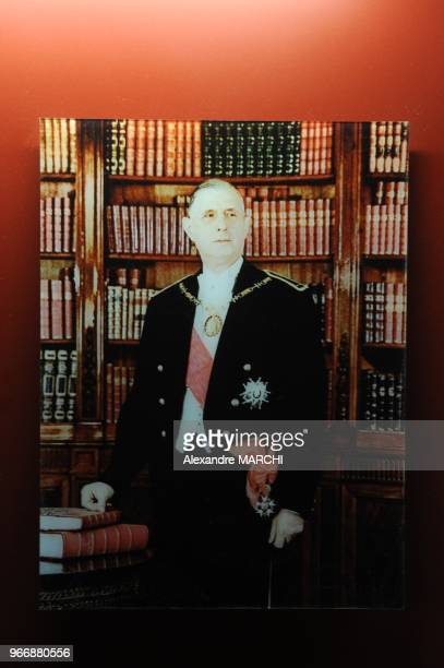 Le President de la Ve Republique ' Quel est l'homme qui se cache derriere la photo officielle
