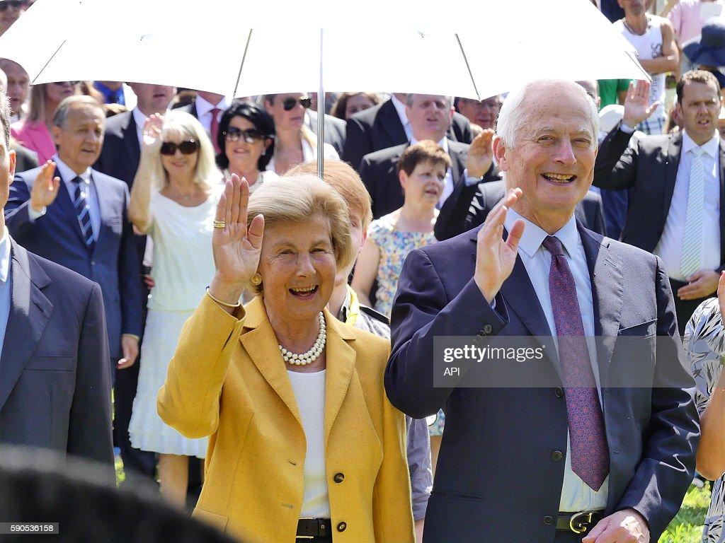 Fête Nationale du Liechtenstein : News Photo