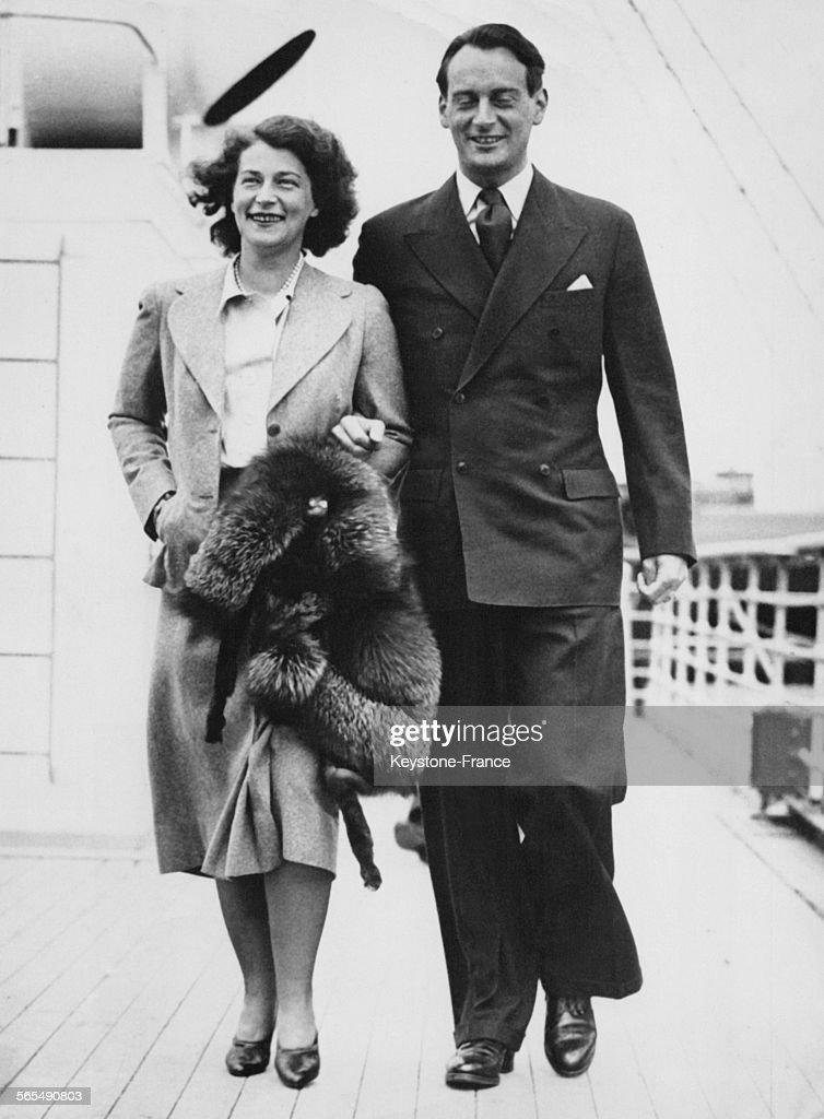 Louis-Ferdinand de Prusse et son épouse Kyra : News Photo