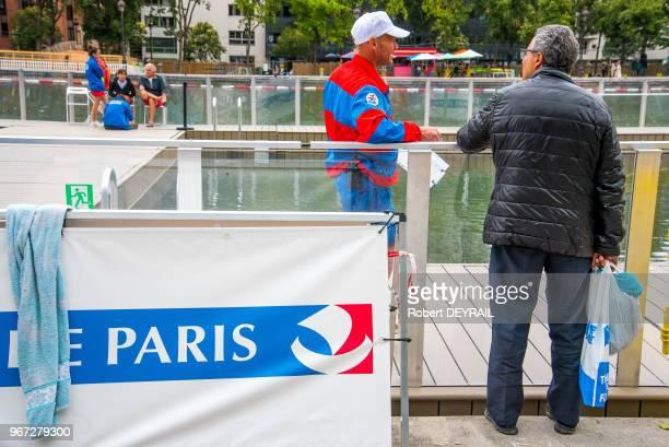 Le principal enjeu du bassin de la Villette est l'hygiène les organismes 'Eau de Paris' et 'l'ARS' possèdent une liste de recherche de bactéries...