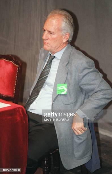 le président des Laboratoires Boiron Christian Boiron participe le 21 octobre à la Sorbonne à Paris à un débat organisé dans le cadre de la 9ème Cité...