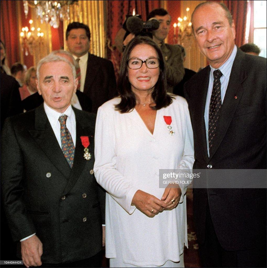 LEGION-HONNEUR-MOUSKOURI : Photo d'actualité