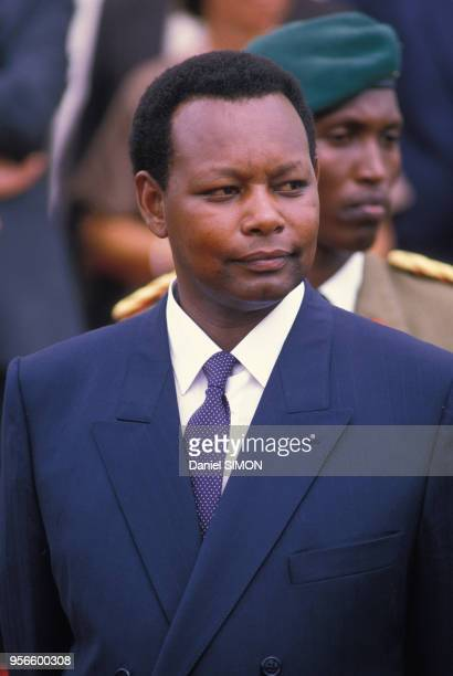 Jean Baptiste Bagaza Photos and Premium High Res Pictures - Getty Images