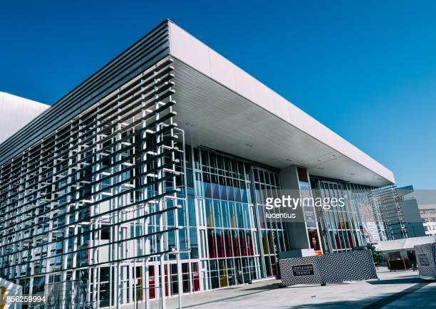 Le Quai cultural space, Angers, Loire Valley, France