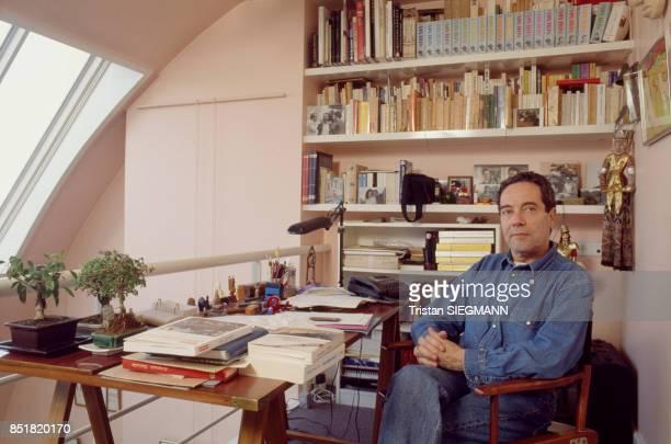 Le réalisateur Alain Jessua en décembre 1992 France