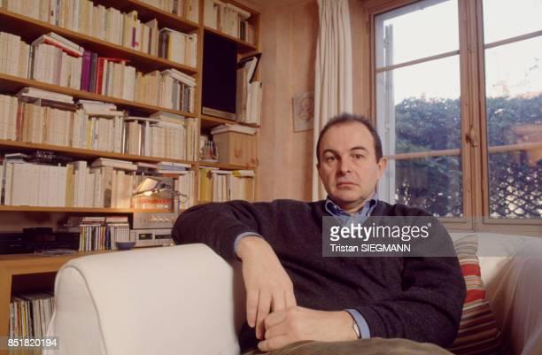 Le réalisateur et scénariste Luc Béraud en décembre 1992 France
