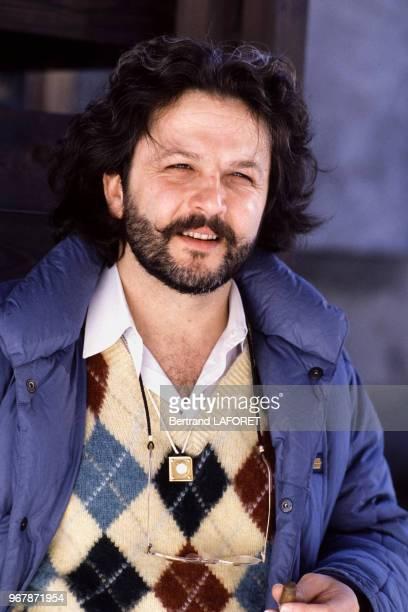 Le réalisateur George Miller le 17 janvier 1983 à Avoriaz France