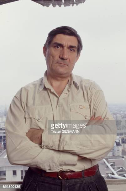Le réalisateur JeanClaude Brisseau en décembre 1992 France