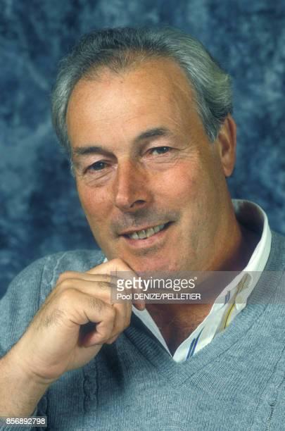 Le réalisateur John Glenn au Festival du cinéma américain de Deauville le 6 septembre 1987 à Deauville France
