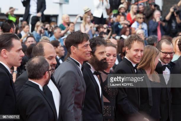 Le réalisateur Laszlo Nemes lors de la première du film 'La glace et le ciel' et de la cérémonie de clôture du 68eme Festival du Film Annuel au...