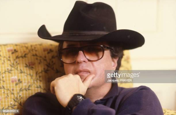 Le réalisateur Michael Cimino le 9 janvier 1991 à Paris France