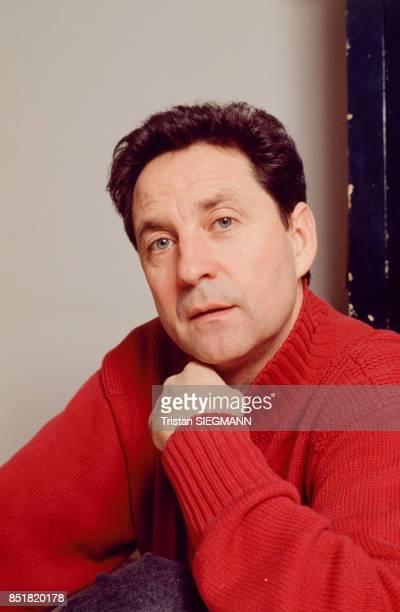 Le réalisateur René Féret en décembre 1992 France