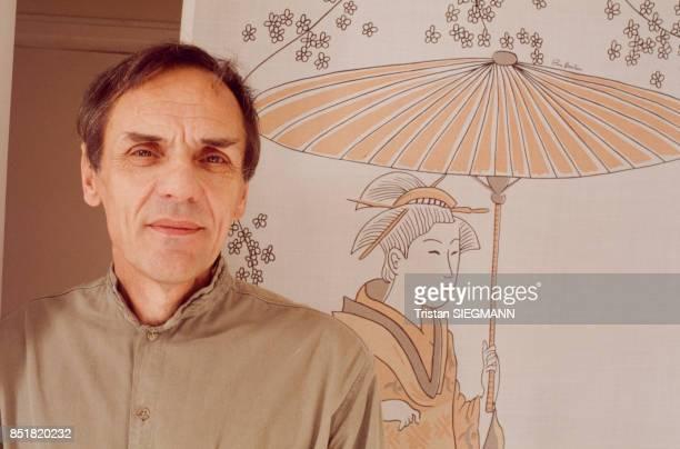 Le réalisateur Serge Leroy en décembre 1992 France