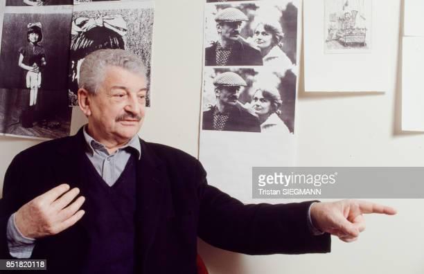 Le réalisateur Yves Robert en décembre 1992 France