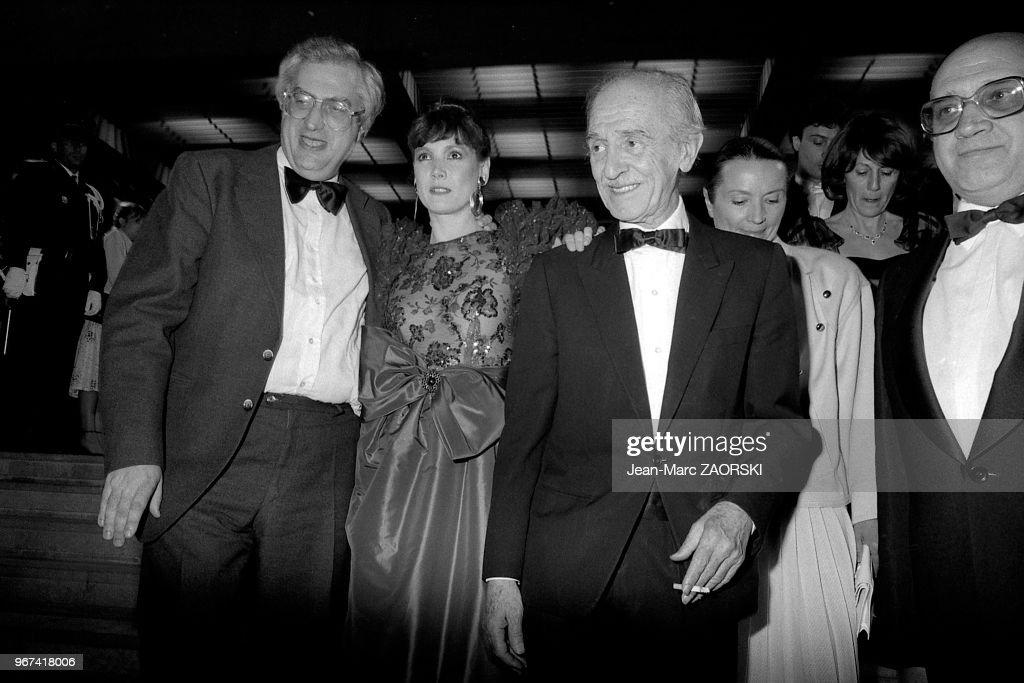 37eme Festival Du Film Cannes 1984 : Photo d'actualité