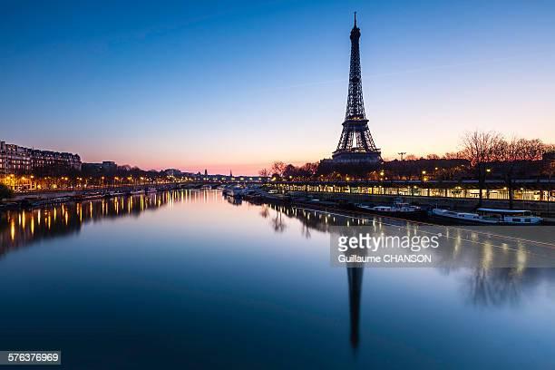 Le reveil de Paris