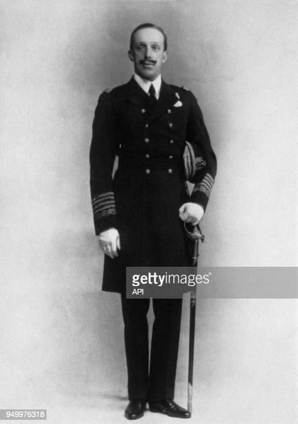 Le Roi d'Espagne Alfonso XIII Espagne