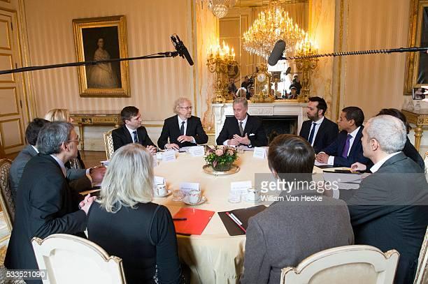 Le Roi présidera une réunion de travail sur le thème de l'intégration Parmi les sujets abordés le parcours d'intégration des primoarrivants les...