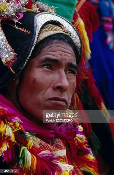 Le second dimanche du mois de mars les Indiens Tarabuco du nom d'un village situ non loin de la ville de Sucre commmorent une fte ancestrale au son...