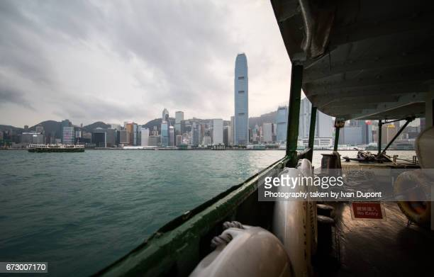 le star ferry - star ferry stock photos and pictures