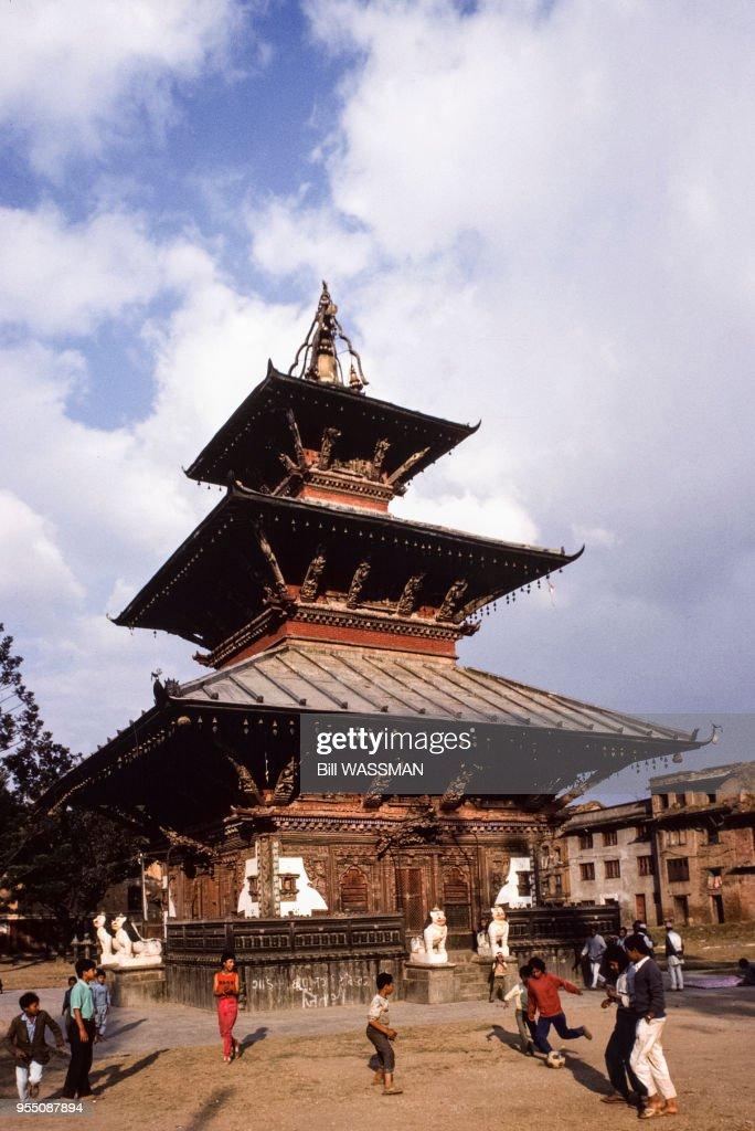 Temple de Matsyendranath à Patan : News Photo