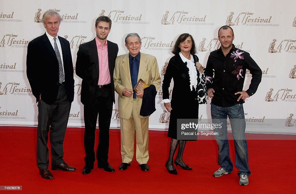Monte Carlo Television Festival 2007 - Opening Night : News Photo