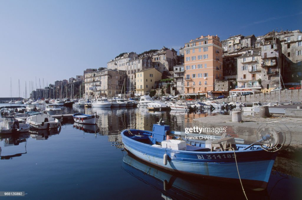 Le Vieux Port De Bastia Pictures Getty Images