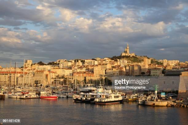 Le vieux port - Marseille