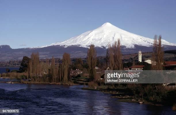 Le volcan Villarrica au Chili