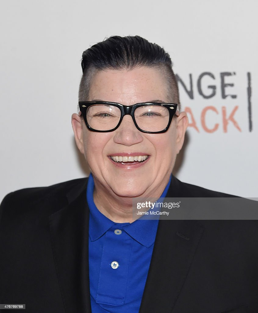 Lea DeLaria attends the 'Orangecon' Fan Event at Skylight Clarkson SQ. on June 11, 2015 in New York City.
