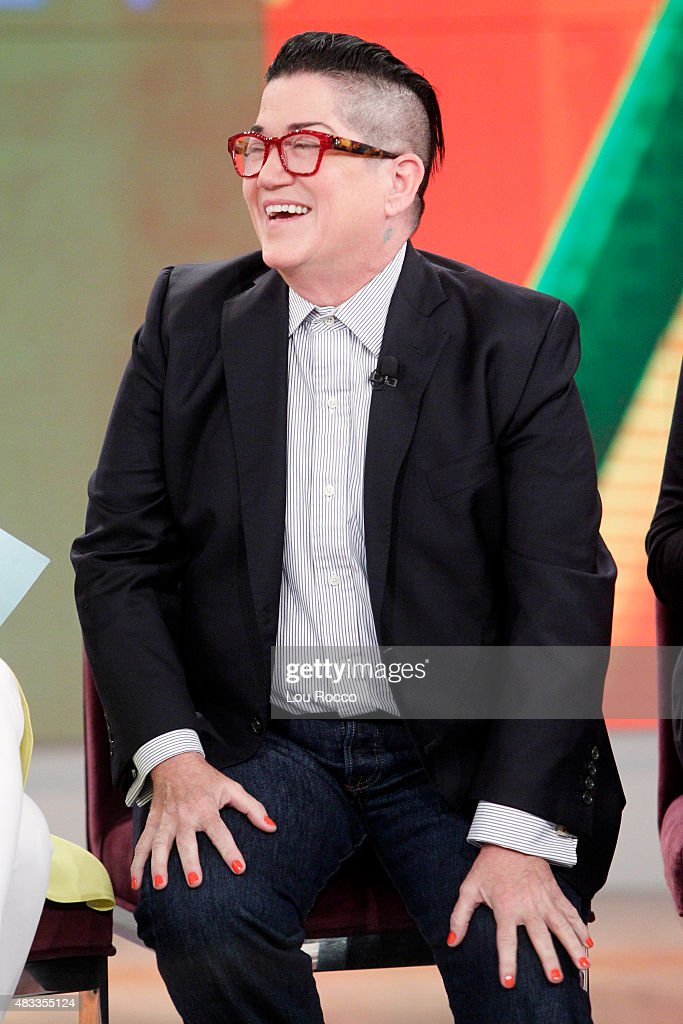 THE VIEW - Lea DeLaria is the guest today, Friday, August 7, 2015 ABC's 'The View.' 'The View' airs Monday-Friday (11:00 am-12:00 pm, ET) on the ABC Television Network.