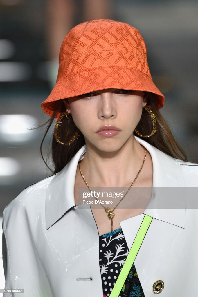 9f3509425391d Versace - Runway - Milan Men s Fashion Week Spring Summer 2019   News Photo