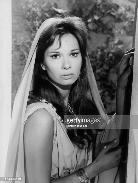 Lea Massari in Il Colosso di Rodi 1961