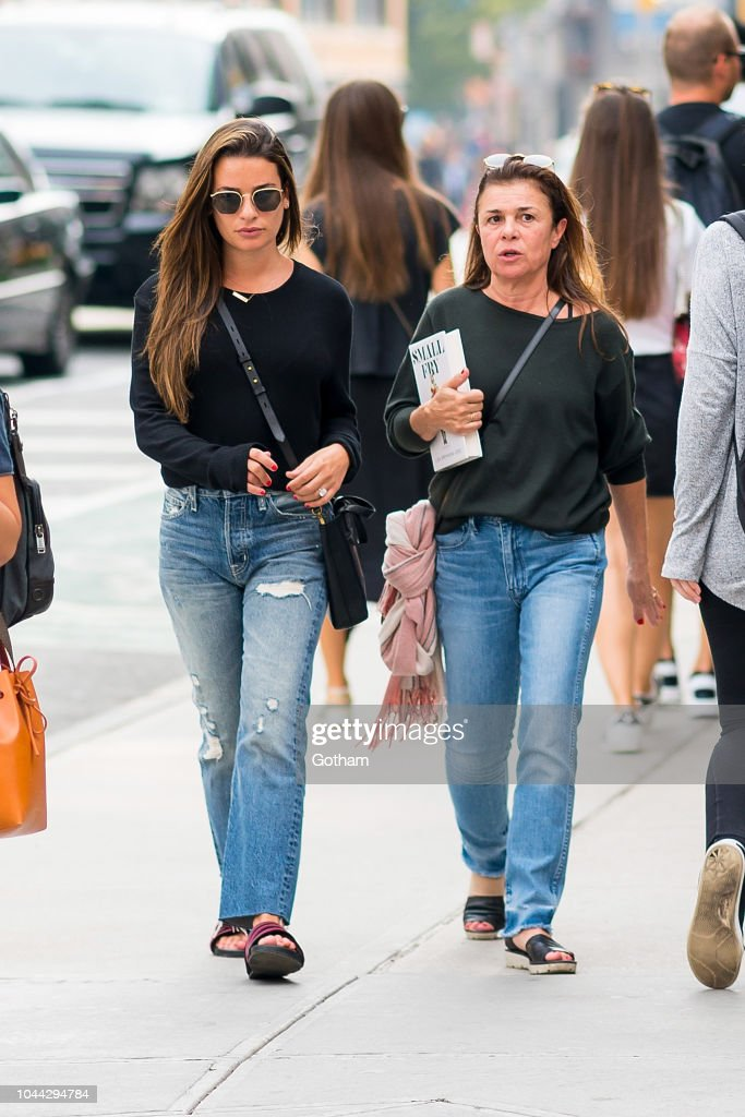 Celebrity Sightings in New York City - October 1, 2018 : News Photo