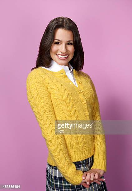 Lea Michele as Rachel on GLEE, the new one-hour comedy musical series premieres Wednesday, Sept. 9 on FOX.