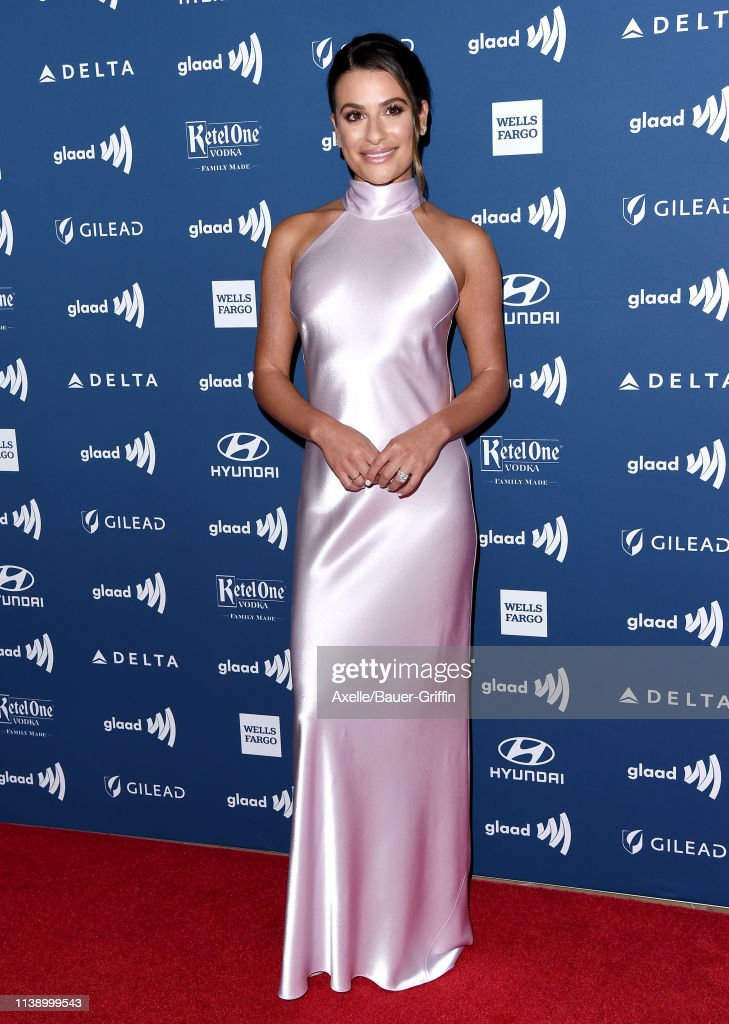 30th Annual GLAAD Media Awards - Arrivals : News Photo
