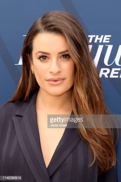 Lea Michele attends The Hollywood Reporter's Empowerment In Entertainment Event 2019 at Milk Studios on April 30, 2019 in Los Angeles, California.