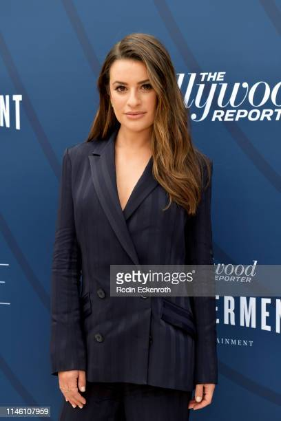 Lea Michele attends The Hollywood Reporter's Empowerment In Entertainment Event 2019 at Milk Studios on April 30 2019 in Hollywood California