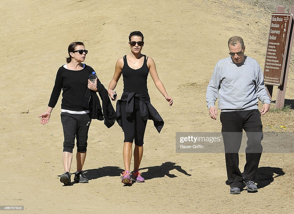 Celebrity Sightings In Los Angeles - February 03, 2014 : News Photo