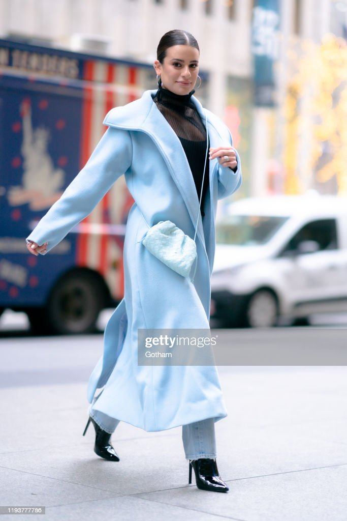 Celebrity Sightings In New York City - December 13, 2019 : News Photo