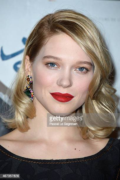 lea seydoux stock photos and pictures getty images. Black Bedroom Furniture Sets. Home Design Ideas