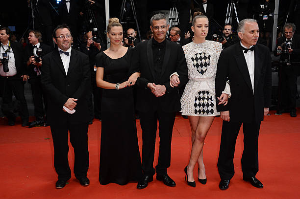 FRA: 'La Vie D'Adele' Premiere - The 66th Annual Cannes Film Festival