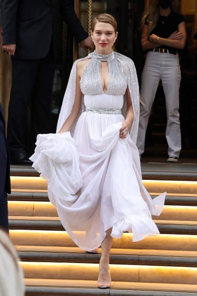 GBR: London Celebrity Sightings - September 28, 2021