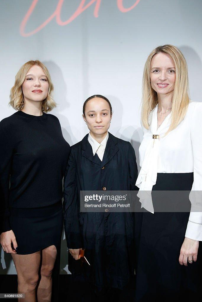 LVMH Prize 2016 Young Fashion Designer : News Photo