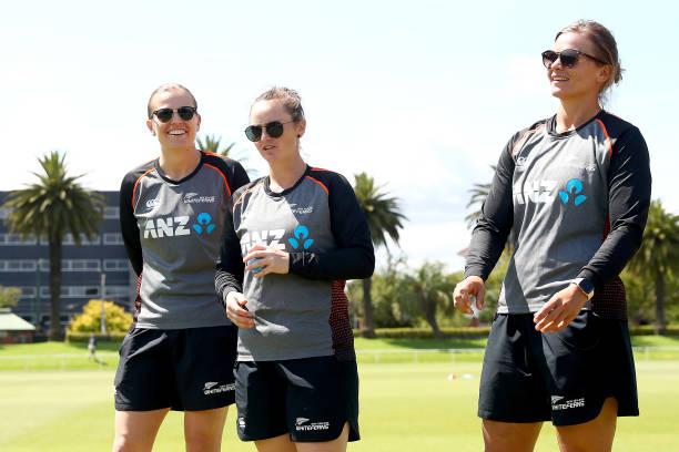 AUS: Cricket 4 Good Women's T20 World Cup Clinic: New Zealand