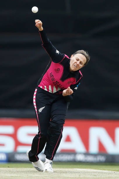 AUS: India v New Zealand - ICC Women's T20 Cricket World Cup