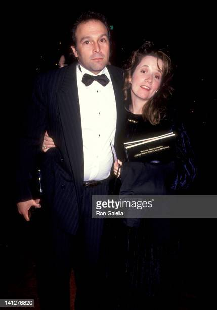 Lea Thompson and Howard Deutch at the 12th Annual CableACE Awards Wiltern Theatre Los Angeles