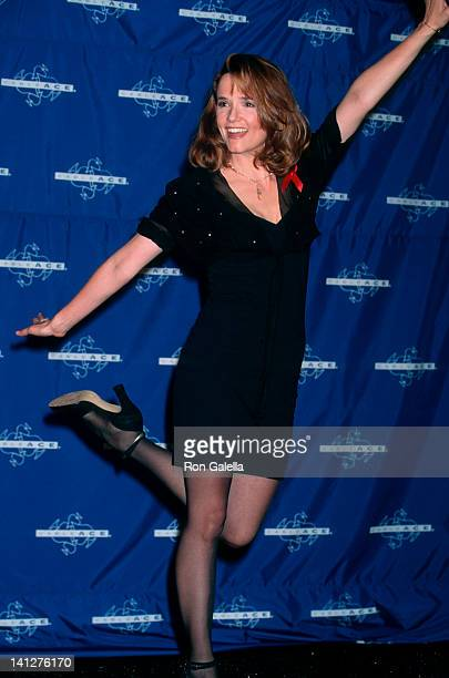 Lea Thompson at the 17th Annual Cable ACE Awards Wiltern Theater Los Angeles