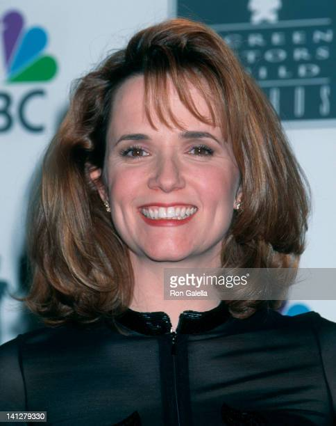 Lea Thompson at the 2nd Annual Screen Actors Guild Awards Santa Monica Civic Auditorium