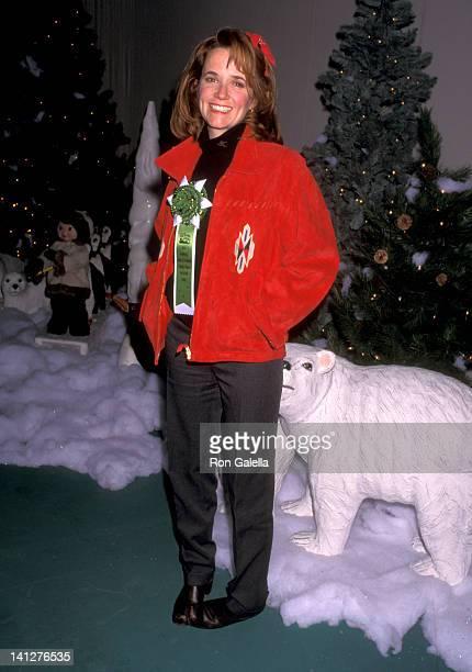 Lea Thompson at the 64th Annual Hollywood Christmas Parade KTLA Studios Hollywood